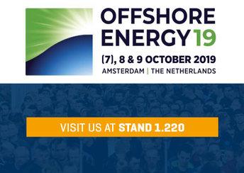 Offshore Energy 2019, Amsterdam