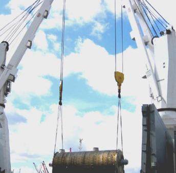 Cargo handling/Maritime