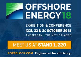 Offshore Energy 2018, Amsterdam